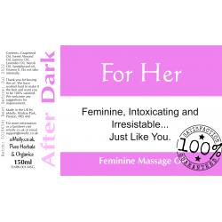 After Dark Massage - For Her