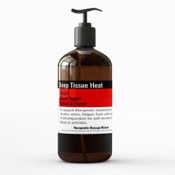 Sports Massage - Deep Tissue Heat