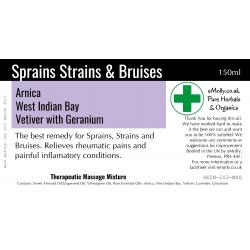 Sports Massage - Sprains, Strains & Bruises