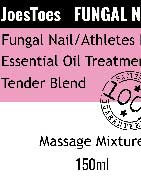 Tender Blend Foot and Nail treatments