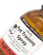 eMolly Pet Training Sprays